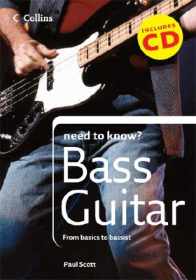 Bass guitar : from basics to bassist