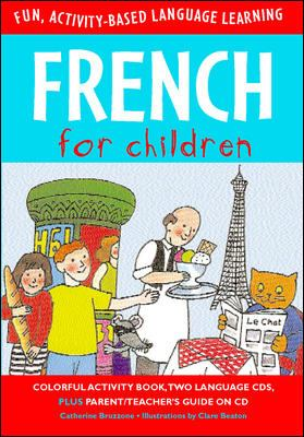 French for children [sound recording] by Catherine Bruzzone