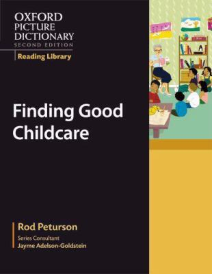 Finding Good Child Care