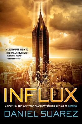 Cover image for Influx