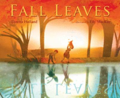 Fall leaves by Loretta Holland