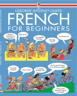 French for beginners [sound recording] by Angela Wilkes