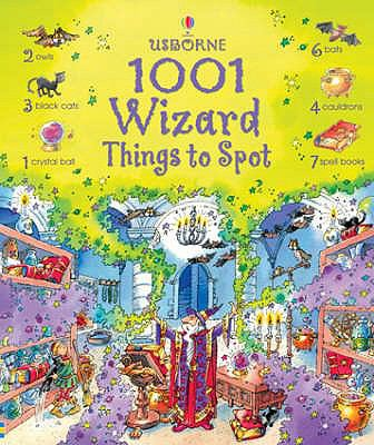 1001 wizard things to spot by Gillian Doherty