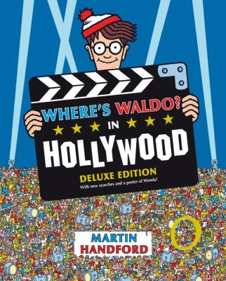Where's Waldo? in Hollywood by Martin Hanford