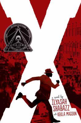 book cover: X : a novel