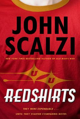 Cover image for Redshirts