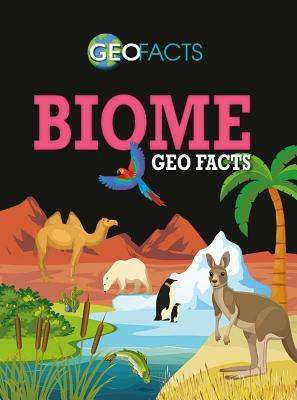 Biome geo facts by Izzi Howell