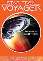 Cover image for Star trek voyager. Season 1 [DVD videorecording].