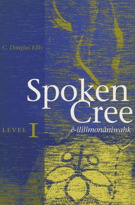 Spoken Cree book cover