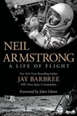 Cover image for Neil Armstrong : a life of flight