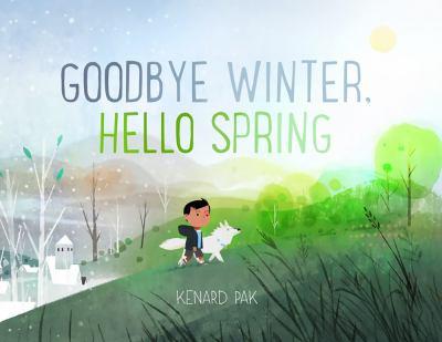 Goodbye winter, hello spring by Kenard Pak