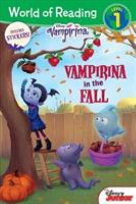 Vampirina in the fall by Sara Miller