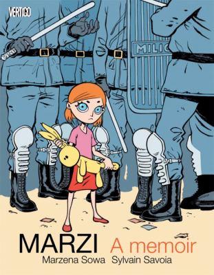 Cover image for Marzi : a memoir
