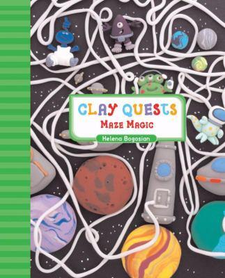 Clay quests maze magic