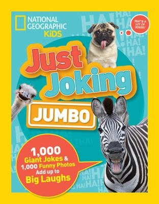 Just joking : jumbo by Kelley Miller