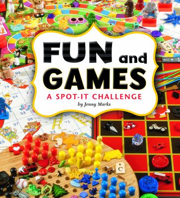 Fun and games : a spot-it challenge by Jennifer Marks