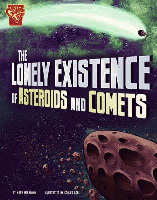 The lonely existence of asteroids and comets by Mark Weakland