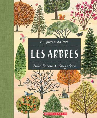 Les arbres par Pamela Hickman