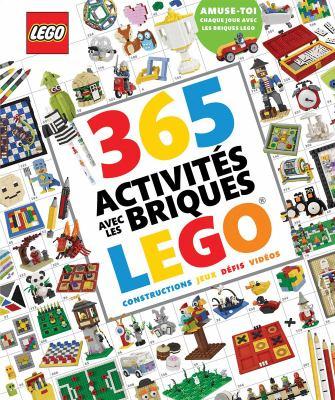 365 activités avec les briques LEGO par Simon Hugo