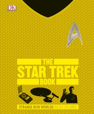 Cover image for The Star Trek book