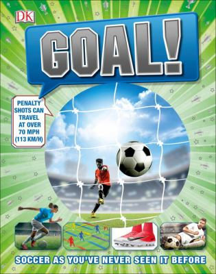 by Sarah Graley D1c977f58f9ef482699e984c23360734 Goal! Soccer As You've Never Seen It Before by Chris Hawkes