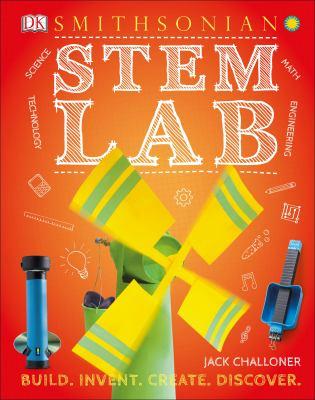Smithsonian STEM Lab by Jack Challoner