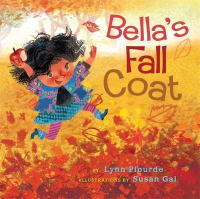 Bella's fall coat by Lynn Plourde
