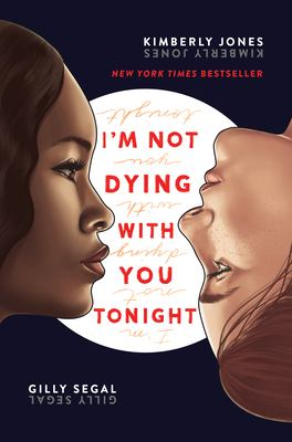 book cover: I'm not dying with you tonight