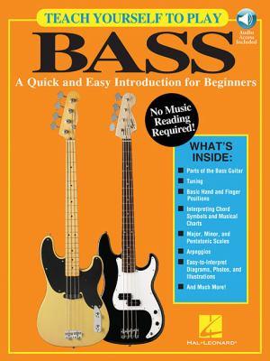 Teach yourself to play bass