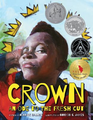book cover: Crown : an ode to the fresh cut