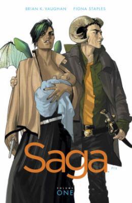 Saga by Brian Vaughan