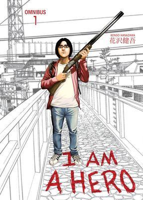 I Am A Hero Vol. 1 by Kengo Hanazawa