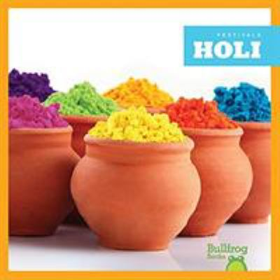 Cover image for Holi