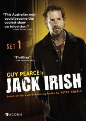 Cover image for Jack Irish. Set 1 [DVD videorecording]