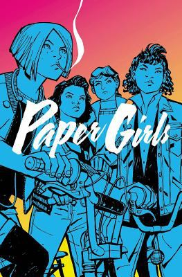 Paper Girls by Brian Vaughan