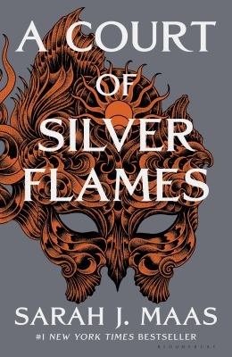 A Court of Silver Flames by Maas