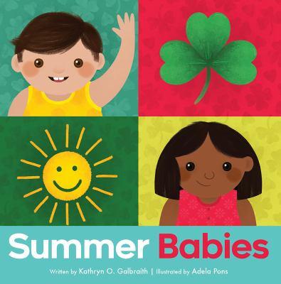 Summer babies by Kathryn Osebold Galbraith