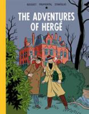 Cover image for The adventures of Hergé