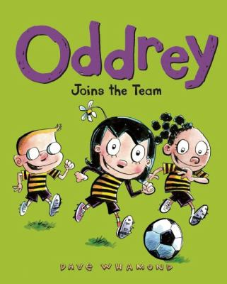 Oddrey Joins the Team by Dave Whamond