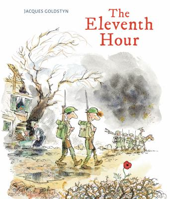 Cover image for The eleventh hour