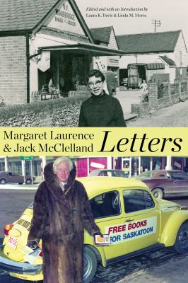 Cover image for Margaret Laurence and Jack McClelland, letters