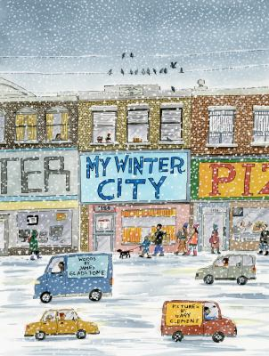 My winter city by James Gladstone