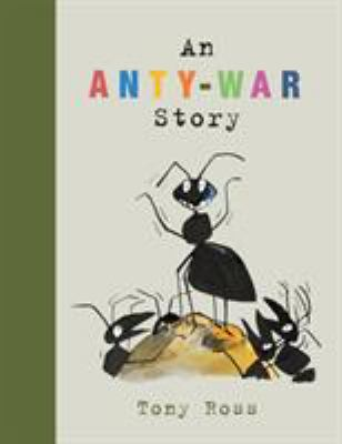 Cover image for An anty-war story
