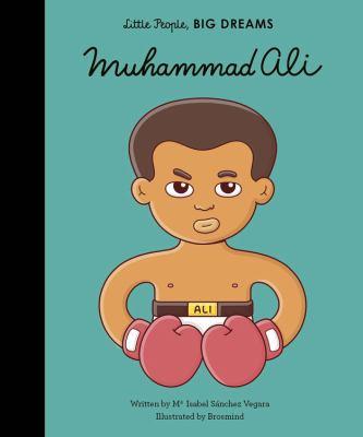 Muhammad Ali by Maria Isabel Sánchez Vegara
