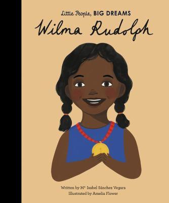 Wilma Rudolph by Maria Isabel Sánchez Vegara