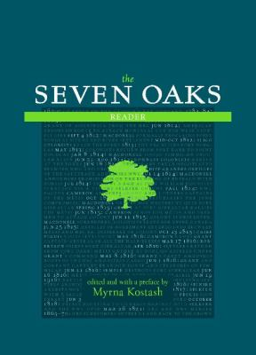 Cover image for The Seven Oaks reader
