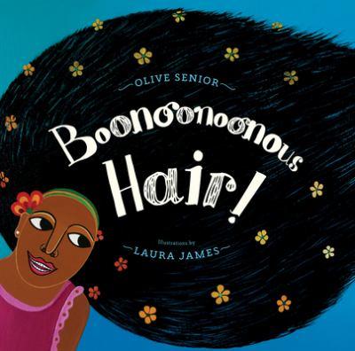 book cover: Boonoonoonous hair!