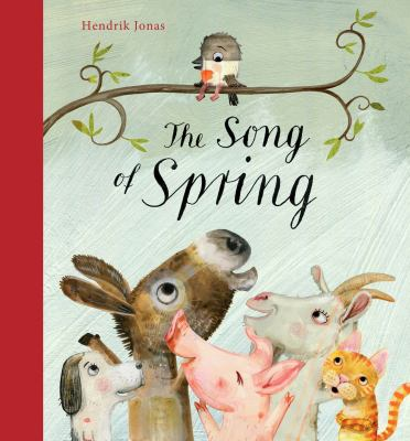 The song of spring by Hendrick Jonas