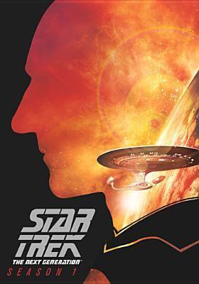 Cover image for Star trek, the next generation. Season 1 [DVD videorecording].