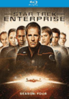 Cover image for Star trek enterprise. Season: four [Blu-ray videorecording]